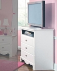 Standard Furniture TV Chest Spring Rose ST-50256