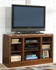 Standard Furniture TV Stand Paramount in Cherry Finish ST-35517