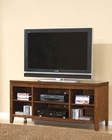 Standard Furniture TV Stand Transitions in Cherry Finish ST-35598
