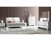 Status Caprice Bedroom Set in Modern Style 3313SC