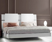 Status Caprice Sleigh Bed in Modern Style 33140SC
