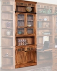"Sedona 32"" Door Bookcase by Sunny Designs SU-2966RO-B3"