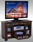 "Sunny Designs 46"" TV Console w/Game Drawer Oxford SU-3359DO-G"