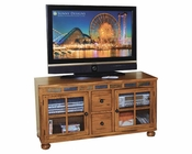 Sunny Designs 52in TV Console Sedona SU2753RO-52