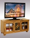 "Sunny Designs 56""TV Console w/Combo Drawer Sedona SU-3378RO-56"