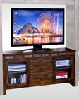 "Sunny Designs 60""TV Console w/Game Drawer Santa Fe SU-3403DC-TC"