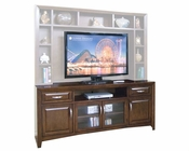 Sunny Designs 80in TV Console Cappuccino SU3332CA-TC