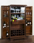Sunny Designs Bar Armoire Savannah SU-1929AC
