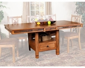 Butterfly Dining Table Sedona by Sunny Designs SU-1177RO