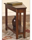 Sunny Designs Chair Side Table Route 66 SU-2226BC