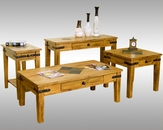 Sunny Designs Coffee Table Set Sedona SU-3160RO