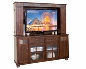 Sunny Designs Entertainment Center Santa Fe SU3322DC