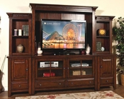 Sunny Designs Entertainment Wall Unit Vineyard SU-3439RM