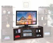 Sunny Designs Espresso 60in TV Stand SU-3431E-TC
