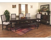 Sunny Designs Jefferson Dining Room Set SU-1166JV-Set