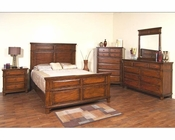 Sunny Designs Mango Grove Bedroom Set SU-2328WH-Set
