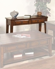 Sunny Designs Mango Grove Sofa Table SU-3201WH-S
