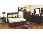 Sunny Designs Napa Bedroom Set SU-2354MG-Set