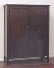 Sunny Designs Napa Wardrobe SU-2354MG-W