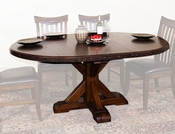 Crosswinds Oval Extension Table by Sunny Designs SU-1357WM