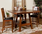 Sunny Designs Route 66 Dining Room Set SU-1155BC-Set