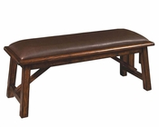 Sunny Designs Safari Bench SU-1475SB