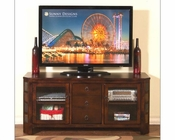 Sunny Designs Santa Fe 60in TV Stand SU-3416DC-60