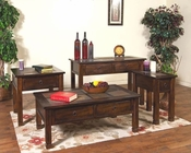 Sunny Designs Santa Fe Coffee Table Set SU-3143DC-Set