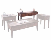 Sunny Designs Santa Fe Sofa Table SU-3176DC-S