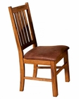 Sunny Designs Sedona Slatback Chair SU-1404RO-CT (Set of 2)
