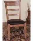 Sandalwood Side Chair by Sunny Designs SU-1604SW (Set of 2)