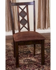 Slateback Chair Santa Fe by Sunny Designs SU-1484DC (Set of 2)