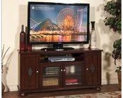 Sunny Designs TV Console in Cappuccino Finish SU-3460CA
