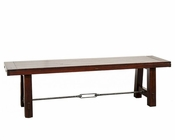 Sunny Designs Vineyard Bench SU-1615RM