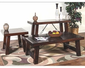 Sunny Designs Vineyard Coffee Table Set SU-3189RM-Set