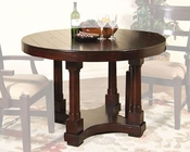 Sunny Designs Vineyard Oval Dining Table SU-1323RM*