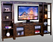 Sunny Designs Wall Entertainment Center Santa Fe SU-3403DC