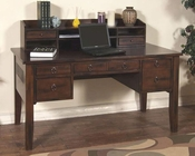 Sunny Designs Writing Desk and Hutch Santa Fe SU-2962DC