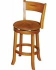 Swivel Stool  w/ Back Sedona by Sunny Designs SU-1882RO (Set of 2)