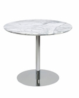 Tammy Dining Table w/ Marble Top by Euro Style EU-8094