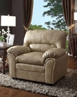 Taupe Chair Talon by Homelegance EL-8511TP-1