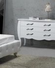 Three-Drawer Modern Dresser 44B104DR