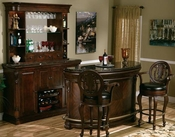 Traditional Bar Set Niagara by Howard Miller HM-693-001-SET
