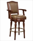 Traditional Bar Stool Cheers by Howard Miller HM-697-027