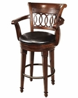 Traditional Bar Stool Cortland by Howard Miller HM-697-026