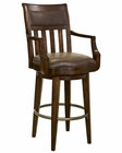 Traditional Bar Stool Harbor Springs by Howard Miller HM-697-030