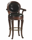 Traditional Bar Stool Saranac by Howard Miller HM-697-002