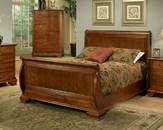 Traditional Bed American Heritage by Ayca AY-1212Bed