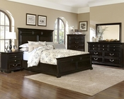 Traditional Bedroom Set Abernathy by Magnussen MG-B2564-54SET