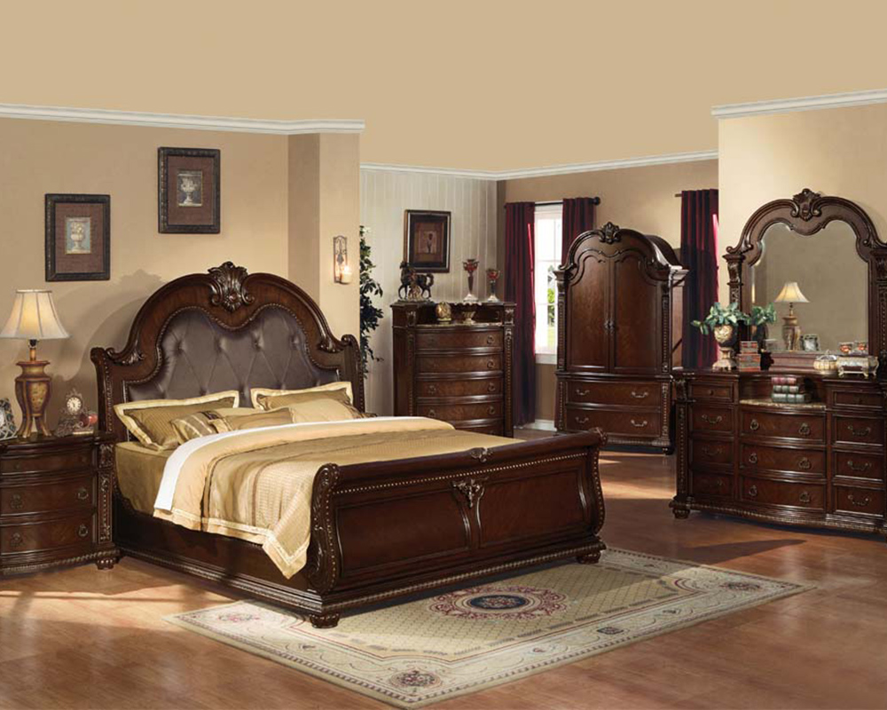 Traditional Bedroom Set Anondale By Acme Furniture AC10310SET